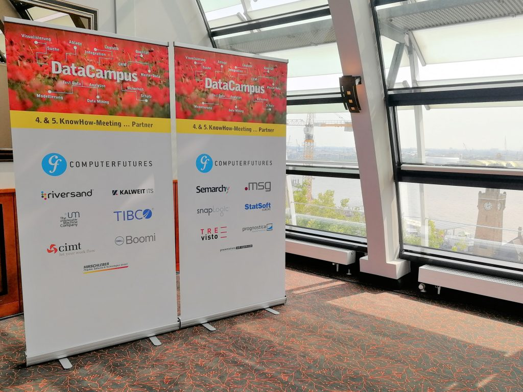 Partners of DataCampus KnowHow-Meeting 2019